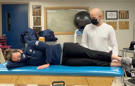 Athletic Training Learning Laboratory
